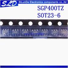 Il trasporto Libero 10 pz/lotto SGP400TZ SGP400 SOT23 6 AAKB nuovo ed originale In Azione