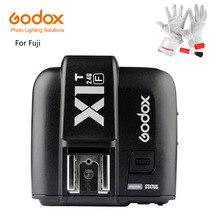 В наличии Godox X1T-F TTL HSS 1/8000 s 2.4 г Беспроводной X СИСТЕМА Мощность Управление флэш триггера передатчик для FUJIFILM Fuji DSLR Камера