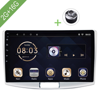 Car Multimedia player 1 Din Android Car DVD For VW/Volkswagen Passat B6/B7 /Magotan/CC 10.1 2G/16G car Radio GPS
