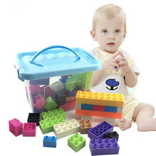 Enlightenment DIY Toy Spelling Assembling Building Blocks Childrens Educational Toys Hands-on Interactive