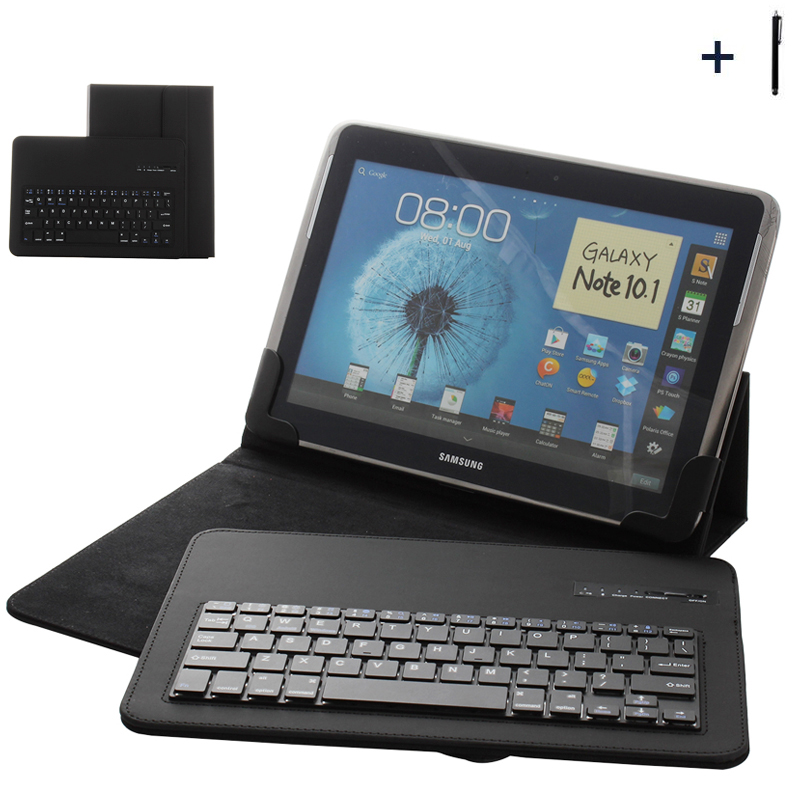 9'' 10''Tablet Universal Wireless Bluetooth Keyboard Case For ASUS Lenovo Huawie 9'' 10'' Tablet Flip Leather Stand Cover+Stylus 9 10 tablet universal wireless bluetooth keyboard case for asus lenovo huawie 9 10 tablet flip leather stand cover stylus