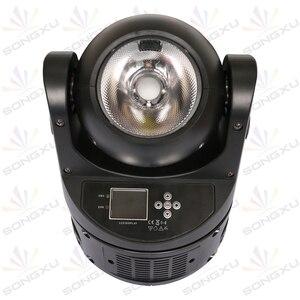 Image 2 - SONGXU LED 移動ヘッドビーム 60 ワット RGBW カラフルな 60 ワットビーム移動ヘッド dmx dj 照明パーティーイベント /SX MH60C