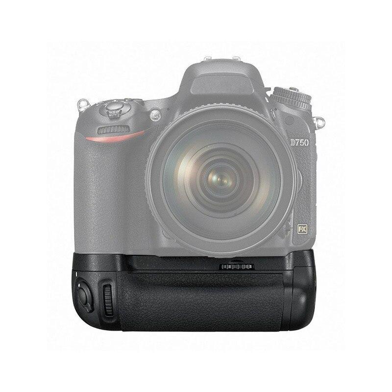 bilder für Meike mk-d750 batteriegriff pack ersatz mb-d16 als en-el15 akku für nikon d750 dslr kamera