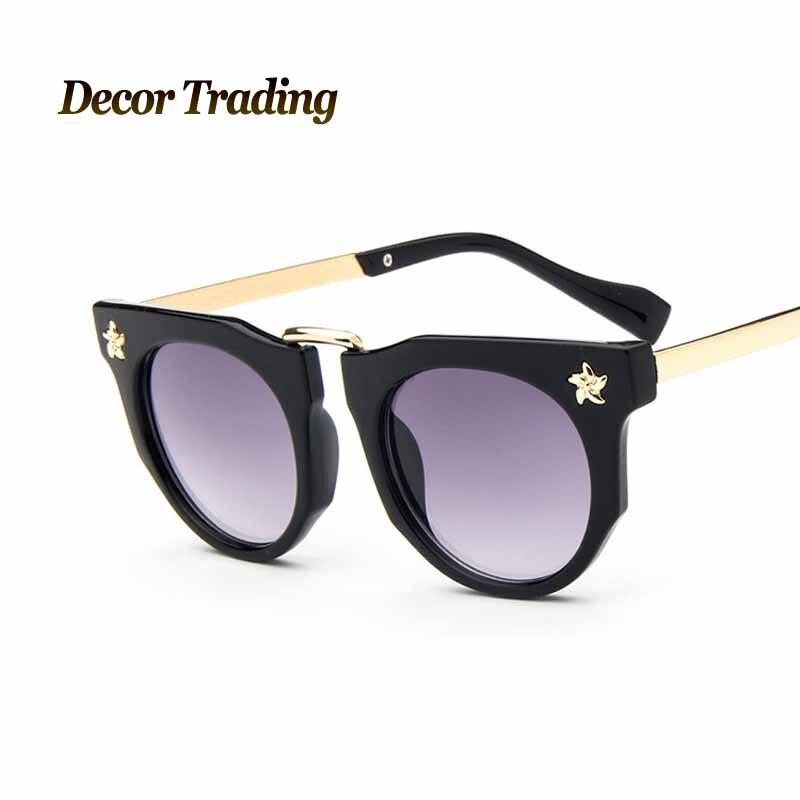 Cute Kids Sunglasses 2016 New Fashion Boys Girls Sun Glasses UV400 Retro Round Frame Glasses For Children 2924