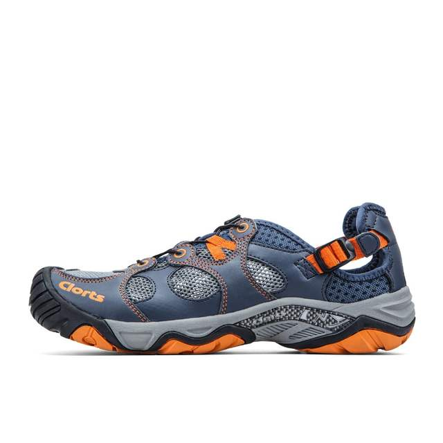 bd8ec278ce35 placeholder Clorts Men Water Shoes Upstream Shoes Quick Dry Aqua Outdoor  Shoes Durable Summer Shoes 3H021A
