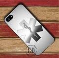 Серебро Фельдшер Логотип чехол для iphone 4s 5 5s SE 5c 6 6 s 7 Плюс iPod 5 6 Samsung s3 s4 s5 mini s6 s7 edge плюс Примечание 3 4 5