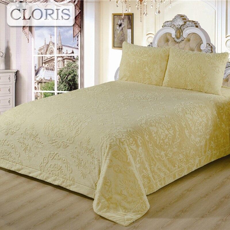 Клорис Москва доставить Элитный бренд одноцветное Одеяло Стёганое одеяло на кровать наволочка диван-кровать Постельные покрывала Пледы су... ...