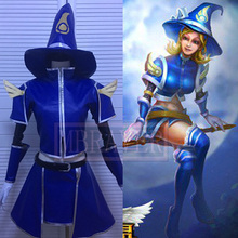 Lux LACUS Anime clothes Sexy lady cosplay costumes customize