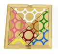Exempt postage, toys wholesale, the new bamboo jigsaw puzzle, jigsaw puzzle, educational toys, children's toys