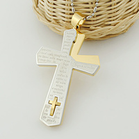 Fashion Stainless Steel Pendant Necklace Wholesale Free Shipping WP666