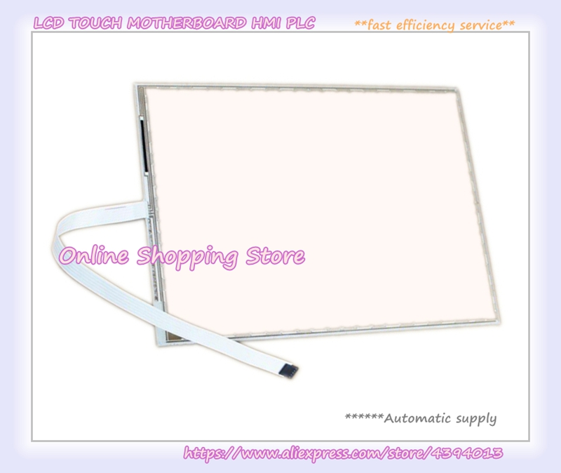 New original offer touch screen panel Five Wire 14.1 inch SCN-AT-FLT14.1-004-0H1-R E411654