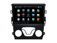 OTOJETA DSP stéréo carplay android 8.1 autoradio pour MONDEO FORD Fusion bluetooth voiture accessoires Gps navigation magnétophone