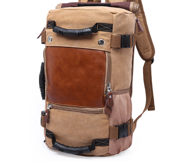 New Stylish Travel Large Capacity Backpack Male Luggage Shoulder Bag Computer Backpacks Men Functional Brief Versatile Bags C153 купить