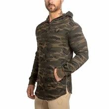 Neue 2017Hot Verkauf Herbst Camouflage Hoodie Männer Casual Hoody Sweatshirt MenFashion Marke Hoodie Jacke Mann Pullover Sportswe