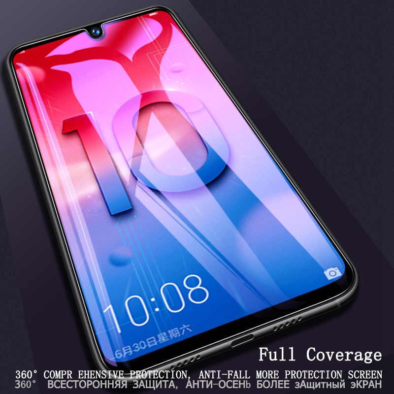 Verre trempé pour Huawei Honor 10 Lite 20 Pro 10i Protection d'écran Protection complète pour Huawei P Smart 2019 Z verre de Protection sur Honor 10 20 Lite Light Lite Pro 20 10 20i 10i verre d'honneur pour Huawei
