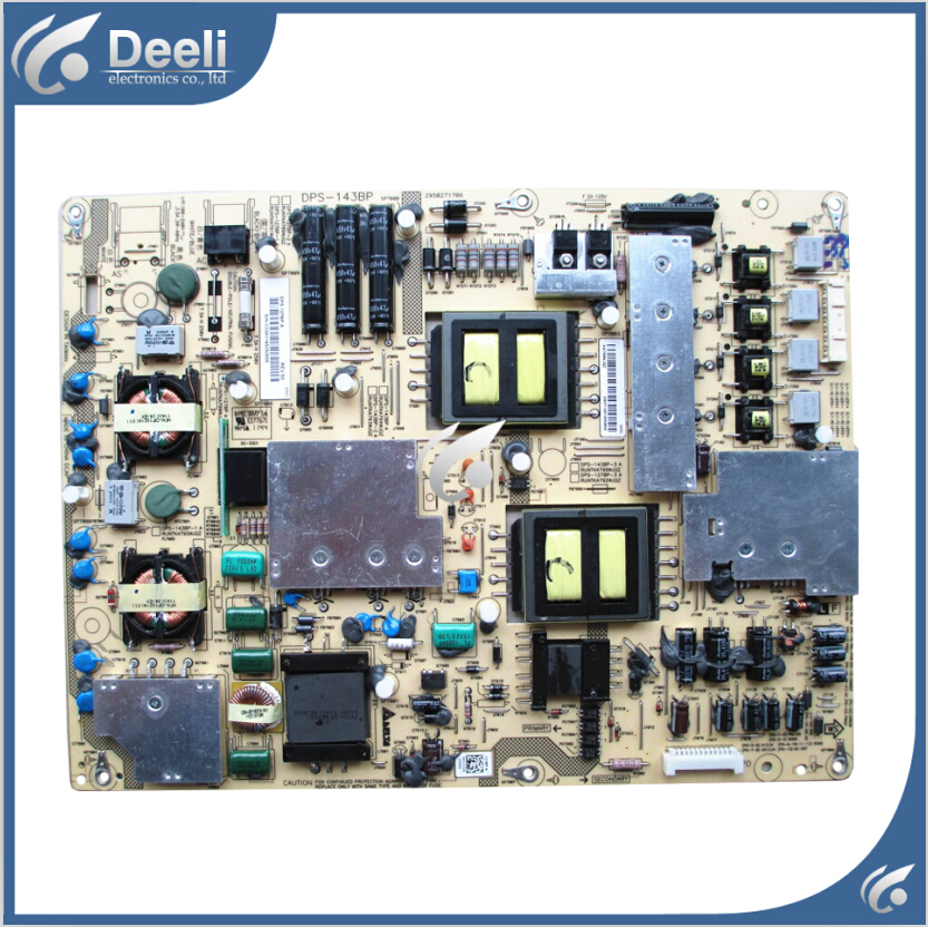 good Working original used for LCD-46LX830A DPS-143BP RUNTKA790WJQZ DPS-127BP 46inch Power Supply board 3rw3036 1ab04 22kw 400v used in good condition
