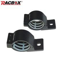 49mm 81mm Universal Bull Bar Bumper Brackets for Mounting LED Spotlight Work Light Offroad LED Light Bar ATV UAZ