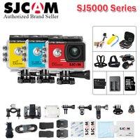 Original SJCAM SJ5000X Elite Wifi SJ5000 Plus SJ5000 WIFI Sj5000 30M Waterproof Sports Action Camera Car