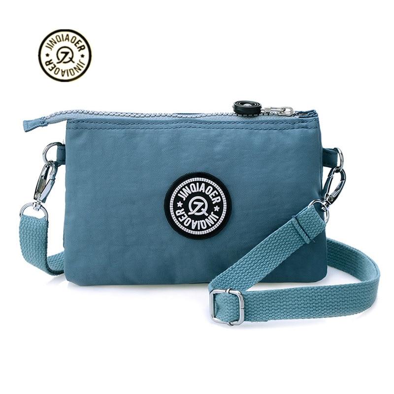 2018 új nylon Vízálló luxus kézitáska női táskák tervező Női válltáska Messenger táska Alkalmi divat