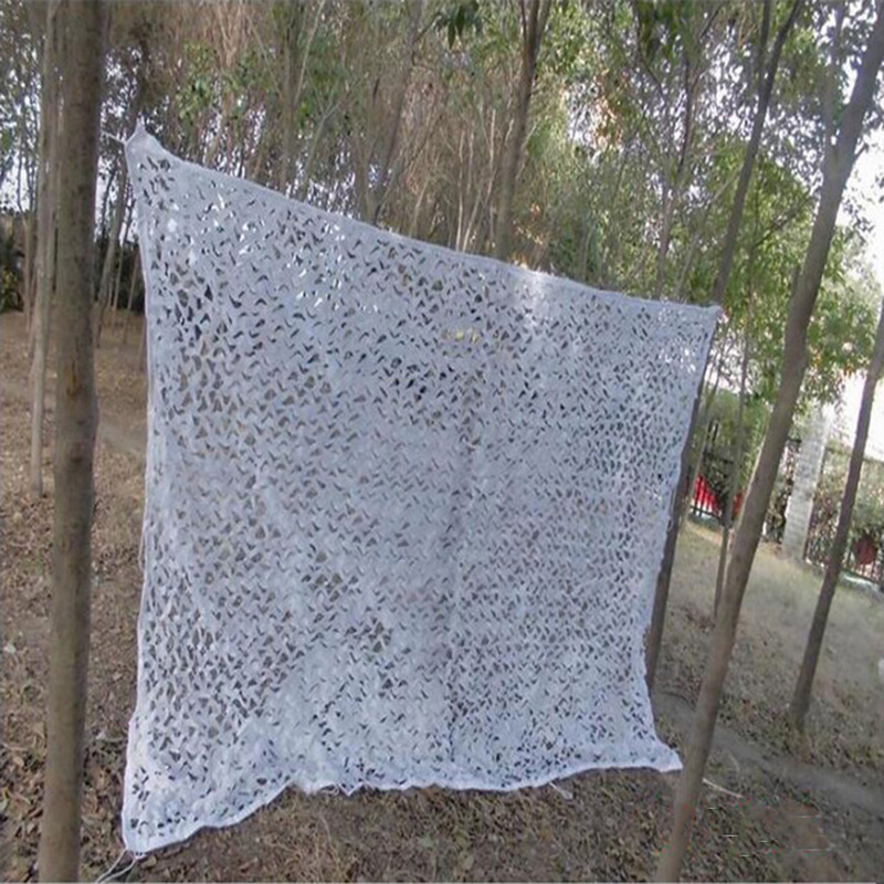 1.5X4 2X3 2X6 3X4 2X8 4X4M Hunting Camping Military Camouflage Net Outdoor Hunting Sniper Mesh Netting Wedding Party Decoration