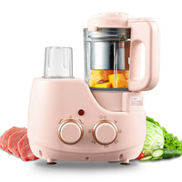 Auxiliary food machine cooking and stirring all in one baby automatic multi function grinding