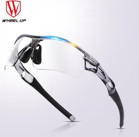 RODA para CIMA Profissional Polorized Descoloridos Explosão-prova de Lentes Miopia Quadro óculos de Sol Dos Esportes Óculos de Ciclismo Glasses3 Cores