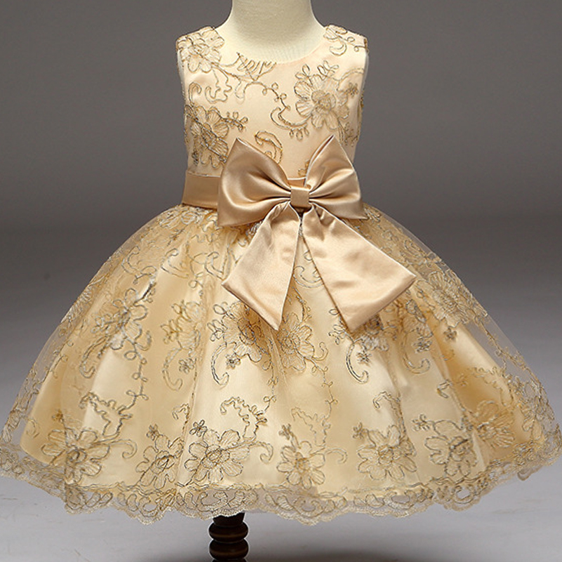 Girls Dress Formal Evening Wedding Party Occasion Kids Princess Dresses Summer Girls Clothing Children Girl Tutu Birthday Dress girls dress 2017 new summer flower kids party dresses for wedding children s princess girl evening prom toddler beading clothes