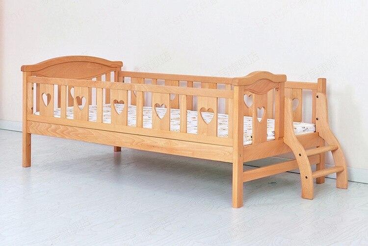 Camas para niños Muebles para niños madera de pino sólido ...