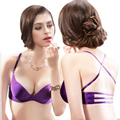 PAERLAN straps back Seamless bra comfortable beautiful One - Piece sexy backless Adjusted - straps Side Closure Women underwear