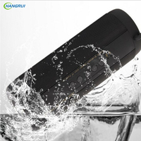 HANGRUI T2 Bluetooth Speaker Wireless Stereo Loudspeaker IP67 Waterproof Outdoor Speakers Music Player For Iphone Xiaomi