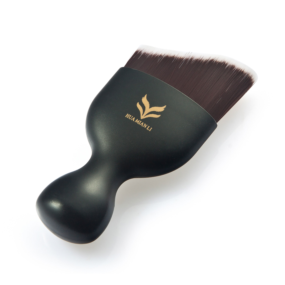 S shape Wave Brush Curved Makeup Brush Fluffy Face Countour Powder Foundation Concealer Blush Brush pennelli trucco Beauty Tool