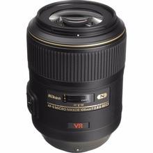 New Nikon AF-S 105mm f/2.8G ED IF VR Micro Nikkor Lens