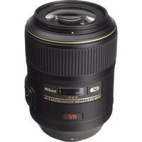 Yeni Nikon AF-S 105mm f/2.8G ED VARSA VR Mikro Nikkor Lens