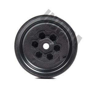 Image 5 - 4PCS Beadlock 1.9 Aro Da Roda de Metal 1/10 Rock Crawler RC Traxxas TRX 4 TRX4 D90 D110 TF2 Axial SCX10 90046 AXI03007