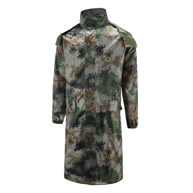 Cycling Military Travel Camouflage Raincoat Poncho Backpack Waterproof Tent Mat Awning Mountain Climb Hunt Cycling Outdoor Coat ai speed europe outdoor riding mountain bike cycling clothes ultra thin breathable split poncho raincoat portable