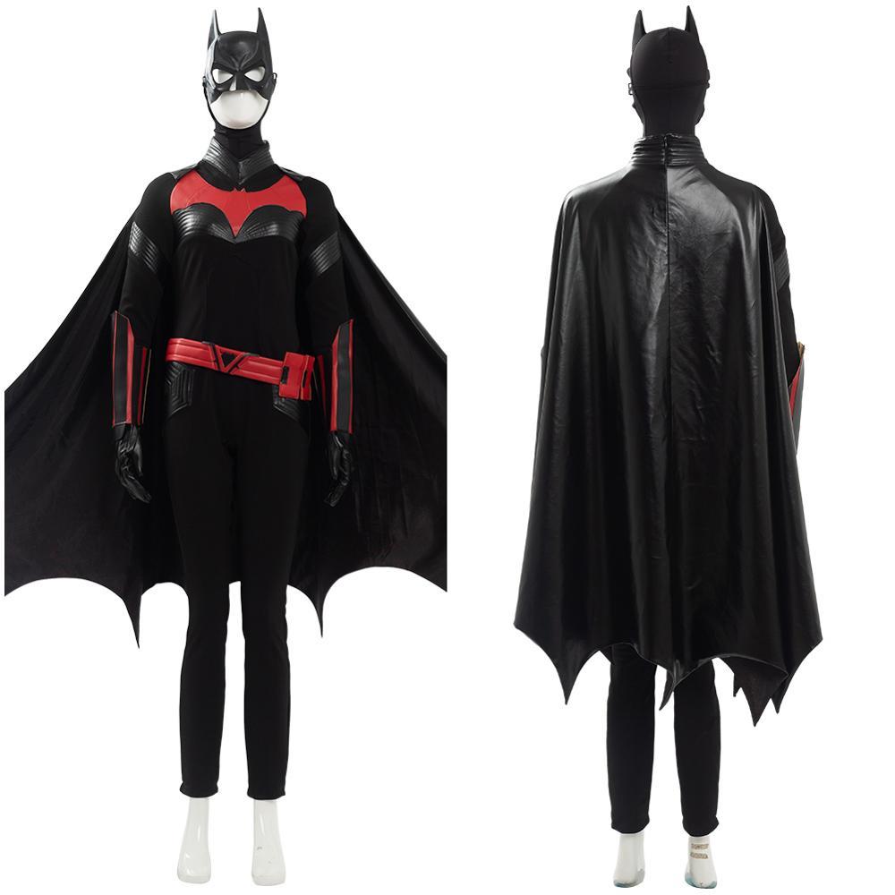 Костюм для косплея Batwoman, костюм Катерины гамилтона Кейна, костюм для косплея, костюм Kate Kane, одежда для Хэллоуина