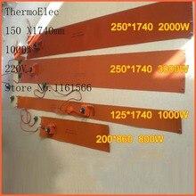 220 riscaldatore tamburo 1000