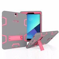 For Samsung Tab S3 T820 Cover Shockproof Protective Armor Shell Heavy Duty Tablet Case for Samsung Tab S3 T825 9.7inch