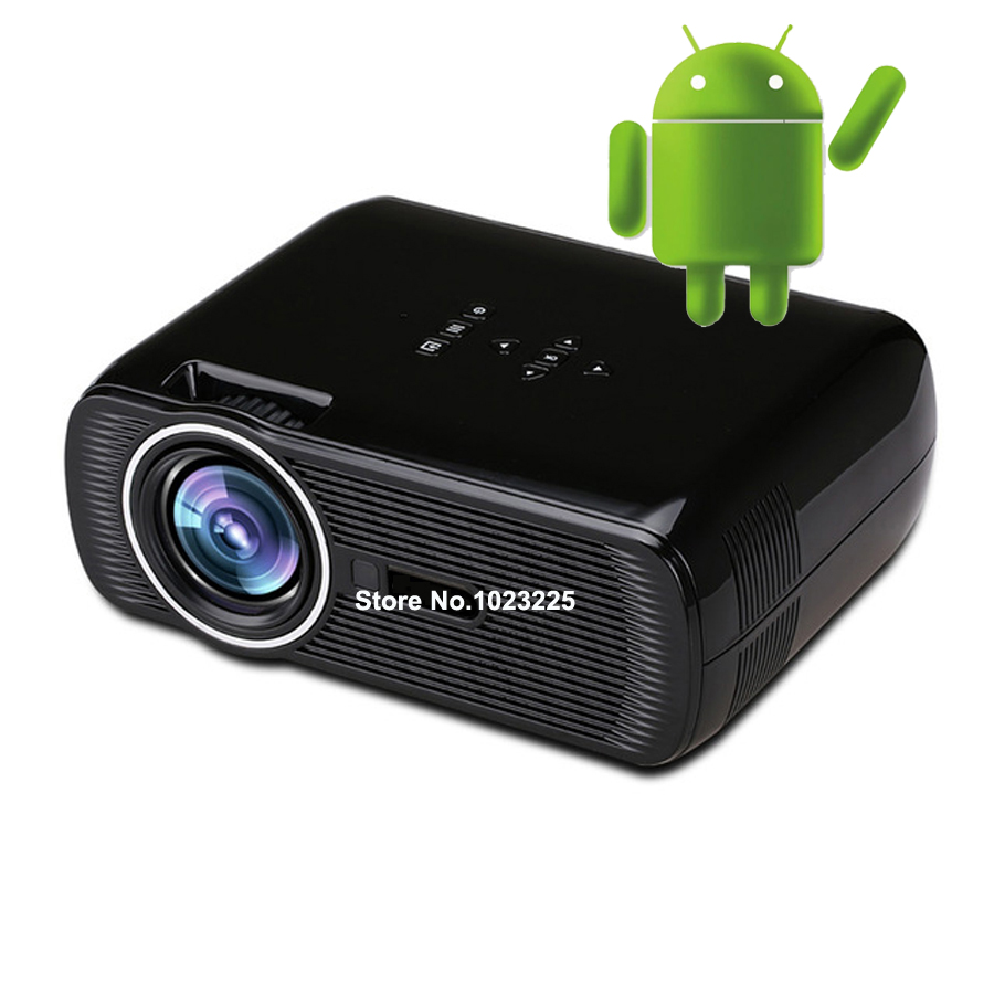 Mini portable pico micro led pocket projector home video for Micro mini projector