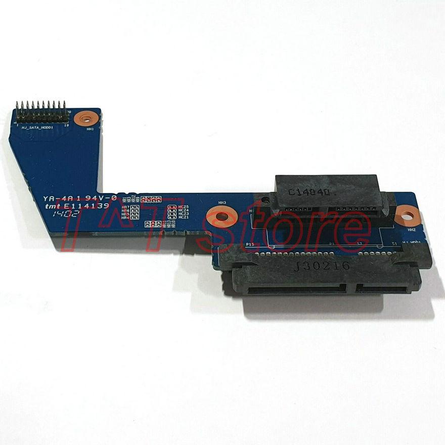 Original pour Clevo P170SM K73-3N SATA HDD disque dur connecteur DVD impair 6-71-P17SJ-D01B test d'expédition gratuit bon