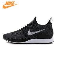 Новое поступление Аутентичные Nike Air Zoom МЭРАЙИ Flyknit Для Мужчин's Кроссовки спортивные Спортивная обувь кроссовки