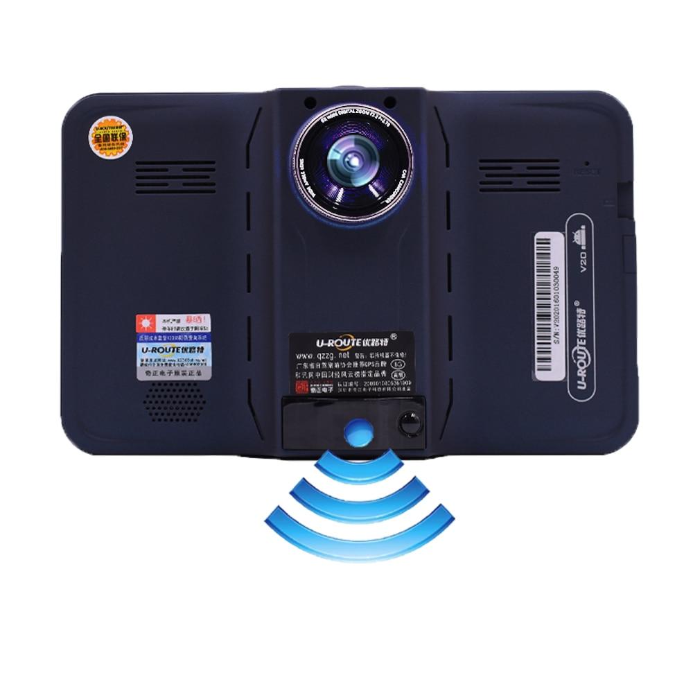 sbhei 7 pulgadas GPS Navegación GPS detector de radar android con - Electrónica del Automóvil - foto 2
