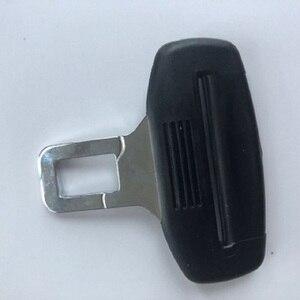 Image 2 - 自動安全ベルトバックル Bmw ベンツアウディカーシートセーフティベルト警報キャンセラーストッパーカーアクセサリー 1 個