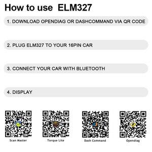 Image 3 - ELM327 escáner Ancel iCar2 icar 2 para coche, lector de código de diagnóstico con Bluetooth, Real V1.5 para Android Phone, herramienta de diagnóstico de torsión