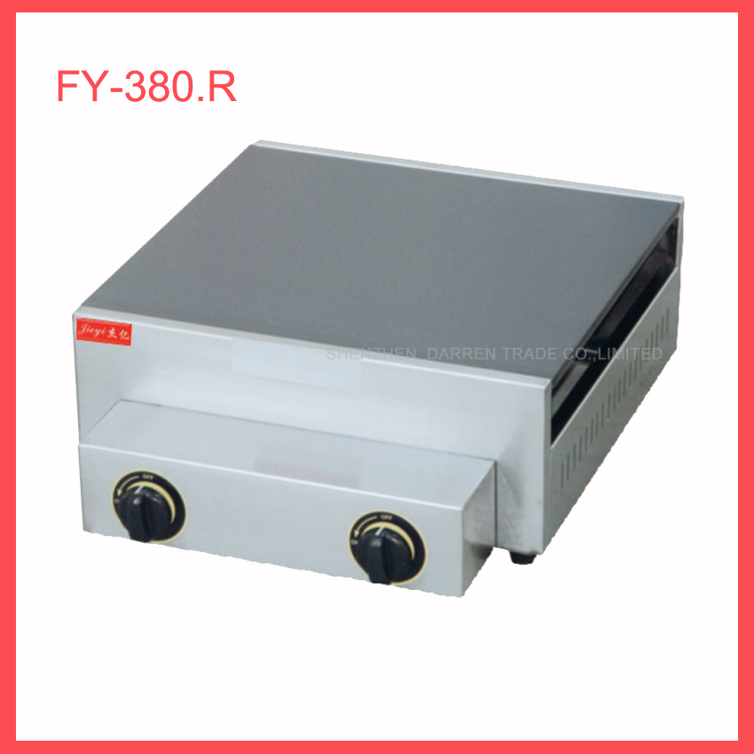 1PC High quality Gas type Commercial Household Manual Crepe Maker Crepe Machine battercake Maker 2800PA 1pc fy 410 r commercial gas type crepe maker machine pancake maker india roti pratar