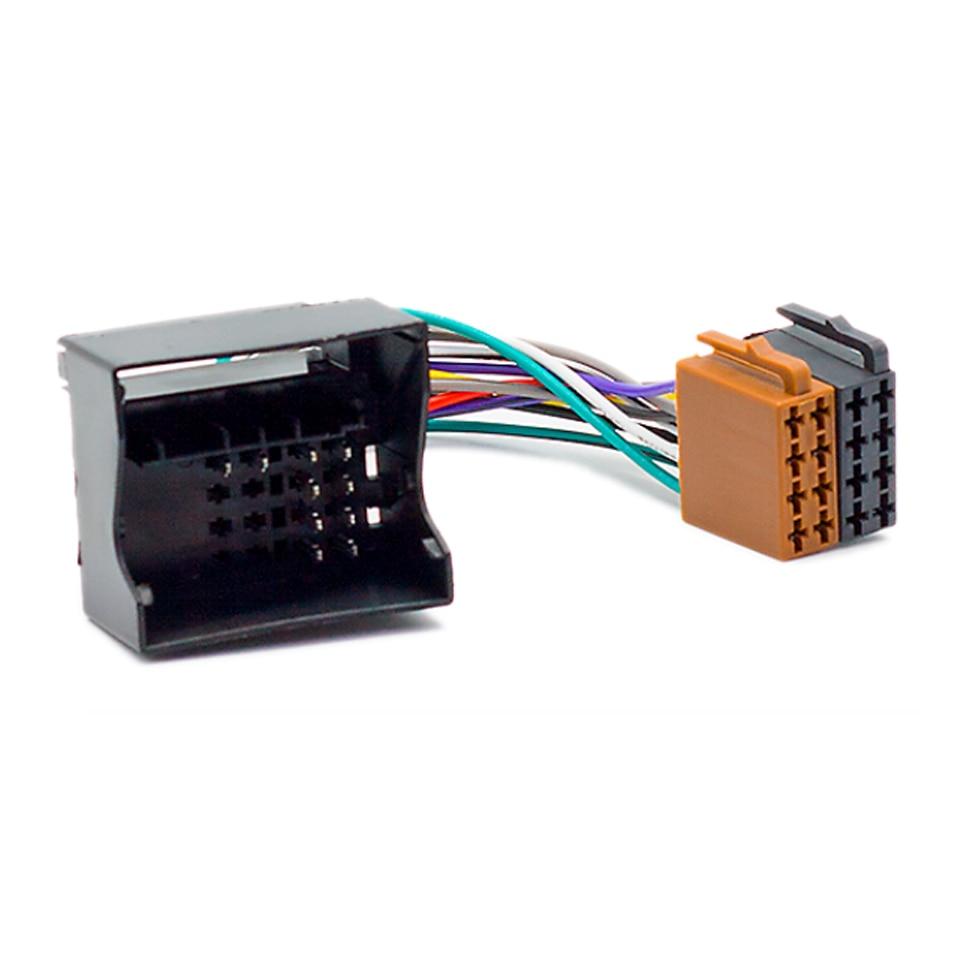 imágenes para Coche ISO Arnés de Cableado Adaptador de Radio Para Citroen C2 C3 C4 C5 Peugeot Todos Los Modelos de Auto Estéreo Conector Plomo Loom Cable De Alimentación enchufe