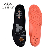 Silicone Gel Insoles Insoles Massaging Shoe Inserts Pad Shock Absorption For Men Size 8 11
