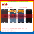 For Samsung Galaxy J2 J200 J200F J200Y 2015 and J210 J2 2016 Full Lcd Display Touch Screen Digitizer Panel Assembly Complete