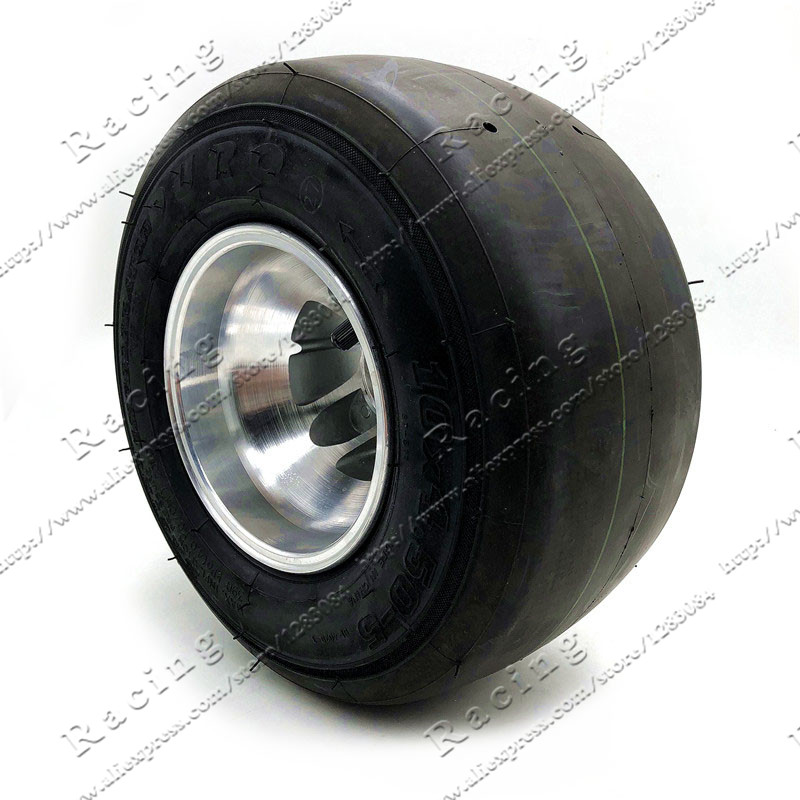 The Cheapest Price 10x4.50-5 Tire Rim Drift Bike Wheels Beach Car Accessories Atv Quad Spare Parts 168 Go Kart 5 Inch Front Wheel Motorcycle Accessories & Parts Tyres