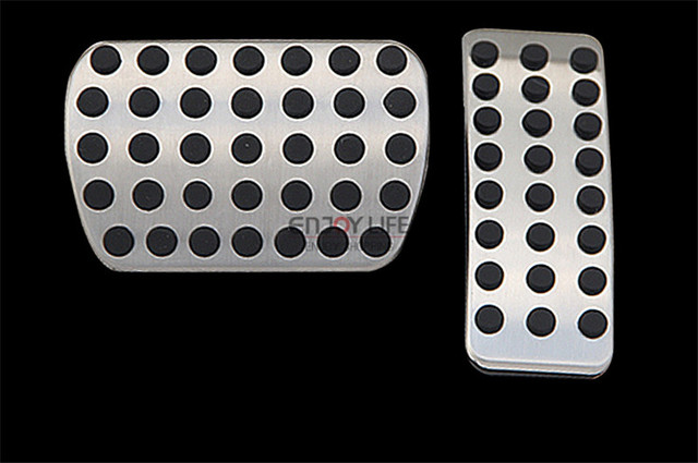 Fuel Gas Brake Foot Pedal Plate AT For Mercedes Benz CLA C117 CLA180 CLA200 CLA250 CLA45 X156 GLA GLA200 GLA220 GLA250 GLA45